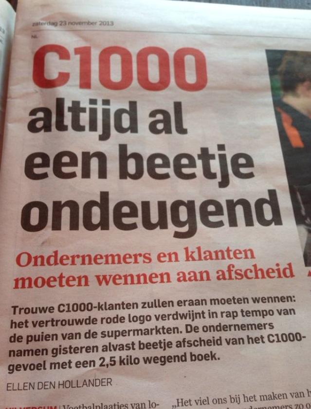 c1000 ondeugend