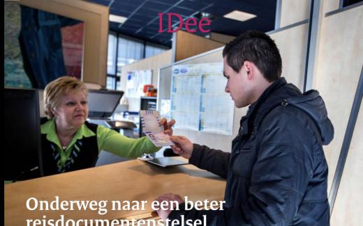 Professionalisering magazines RvIG